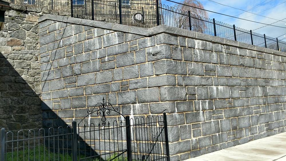 Projects Delprete Masonry M Amp T Stadium Johns Hopkins