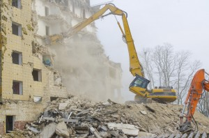 masonry demolition