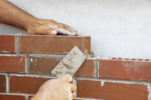 The Process of Repairing and Repointing a Wall